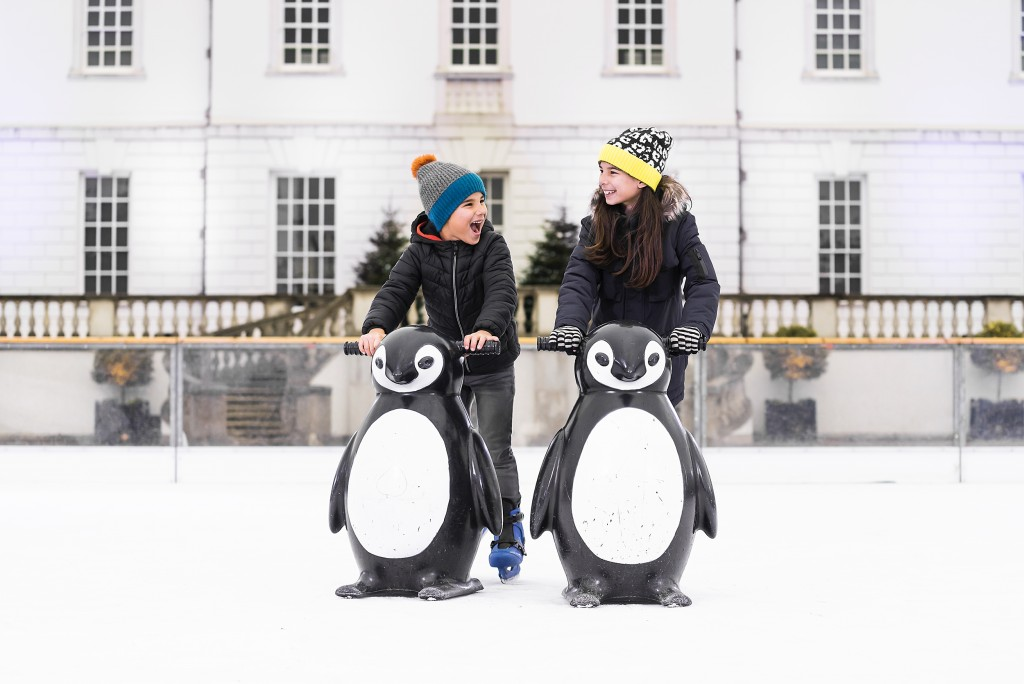 Queen's House Ice Rink | Greenwich