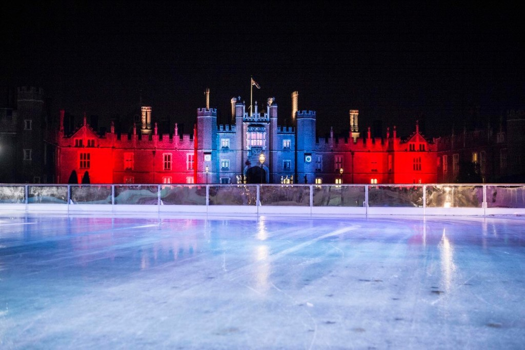 Family Ice Skating | Hampton Court Palace Ice Rink